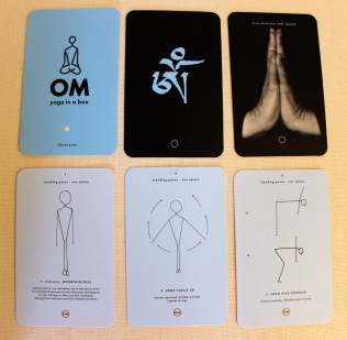 Flashcards from the Deck